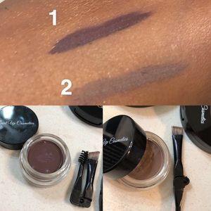 Eyebrow gel Waterproof by Level Up Cosmetics